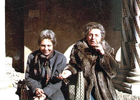 mamma e Miriamb